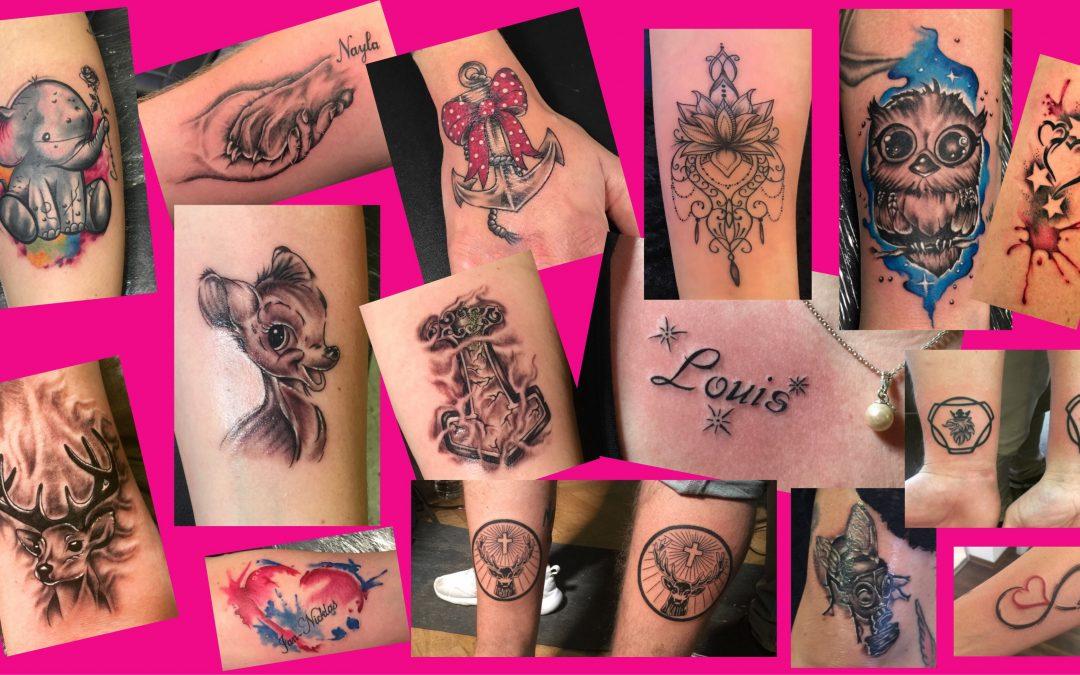 Tattoo Walk in Day am 21.09.2019